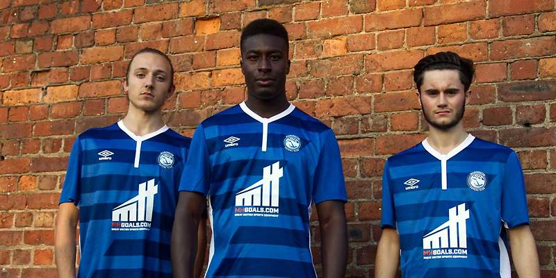 New Umbro Kit Launched